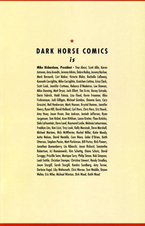 Dark Horse Twenty Years (25 фото)