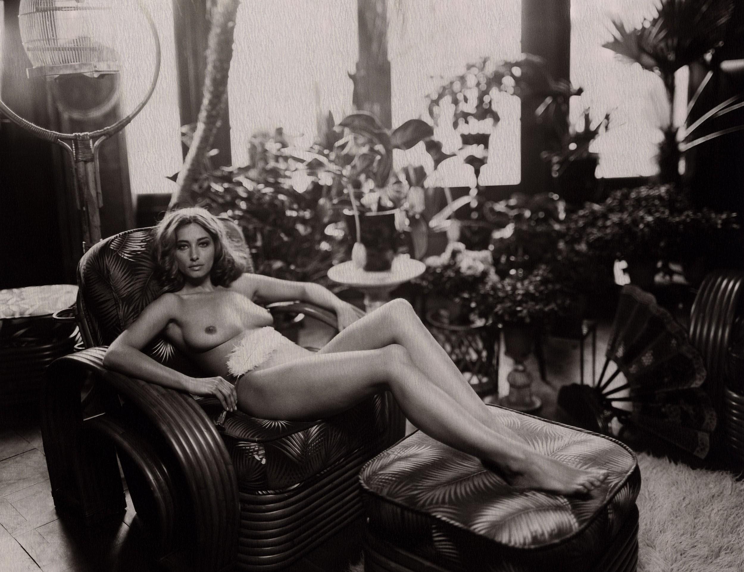 Ретро эротика художественное 5 фотография