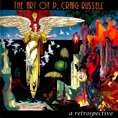 The Art Of P. Craig Russell (260 фото)