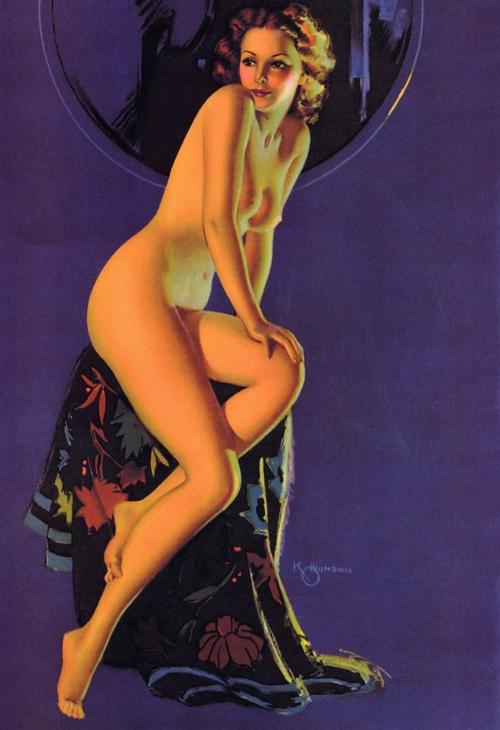 Art Fantastix Prasentiert №03 - Classic Pin-Ups I