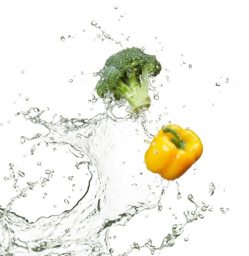 Овощи и фрукты (9 фото)