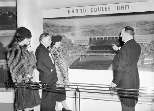 Ретроспектива выставки 1939 года (36 фото)