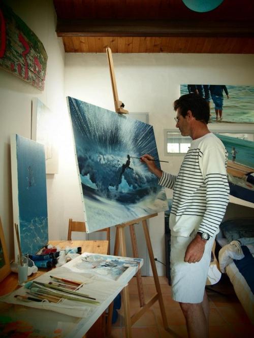 Artist Antoine Renault (82 фото)