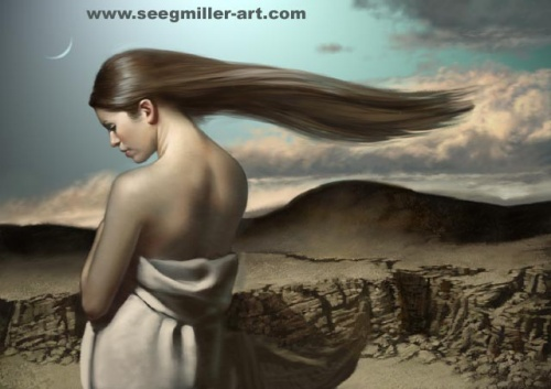 Девушки Don Seegmiller (34 работ)