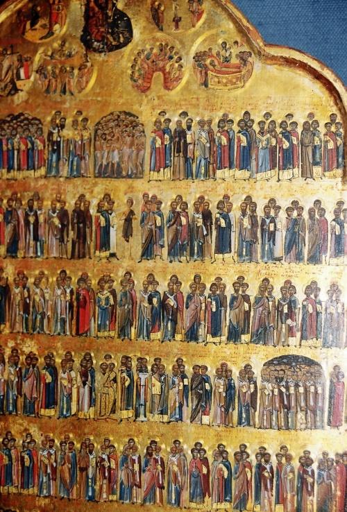 Византия (4 Часть). Иконы Синая (262 открыток)