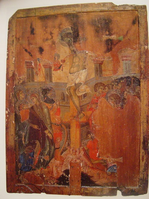 Византия (3 Часть). Иконы Кипра (77 открыток)