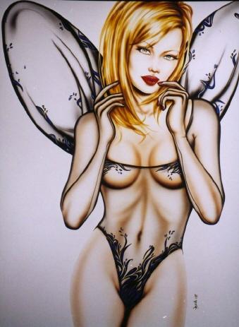 Пинап от художника Jennifer Janesko (74 работ)