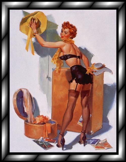 Девушки Joyuse Ballantine (22 работ)