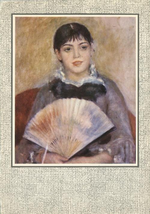 Сответские открытки. (18 Часть). Портреты (20 открыток)