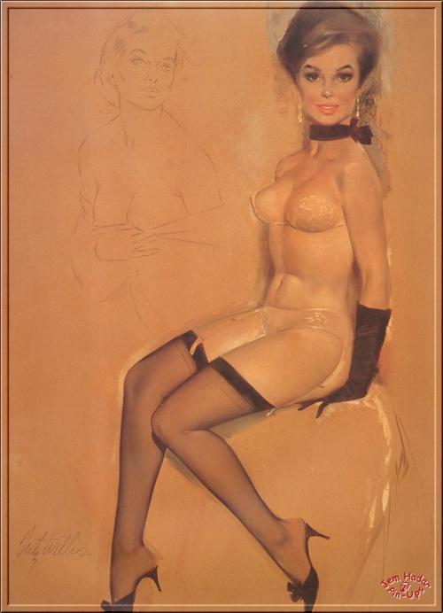 Девушки Fritz Willis (51 работ)