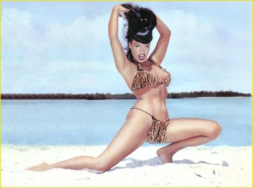Пинап от художника Bettypage (88 работ)