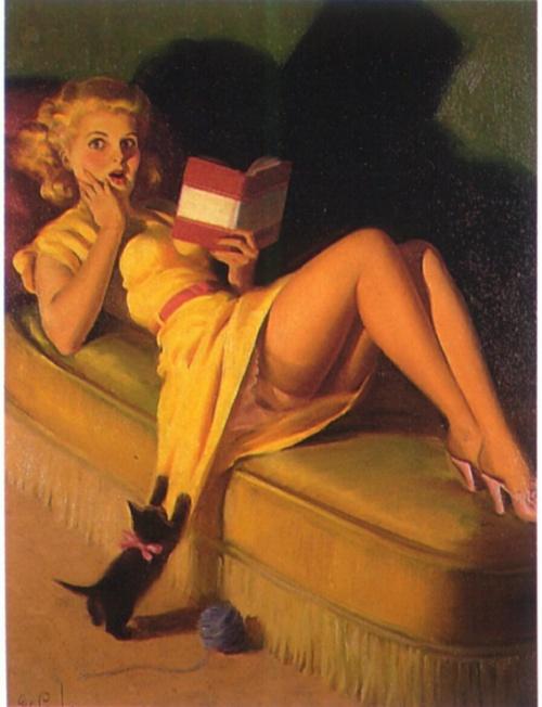 Девушки Art Frahm (34 работ)