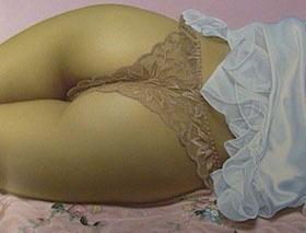 Пинап от художника John Kacere (19 работ)