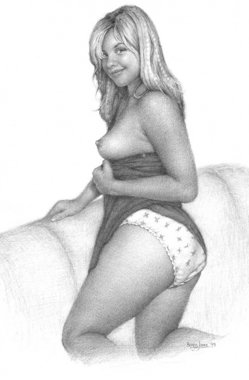 Девушки Boris Lopez (26 работ)