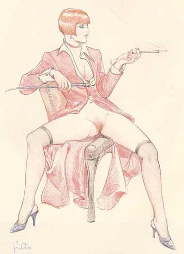 Девушки Leone Frollo (47 работ)