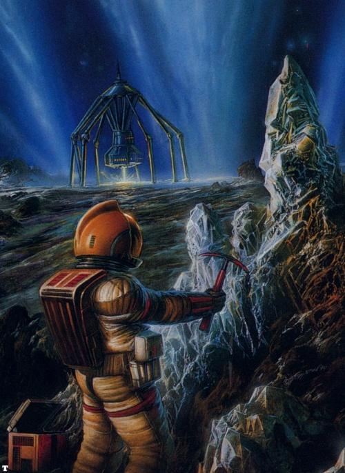 Фантастический арт от Bob Eggleton (92 работ)