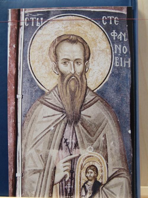 Сербия (16 Часть). Фрески монастыря Дечаны (Косово) (289 работ)