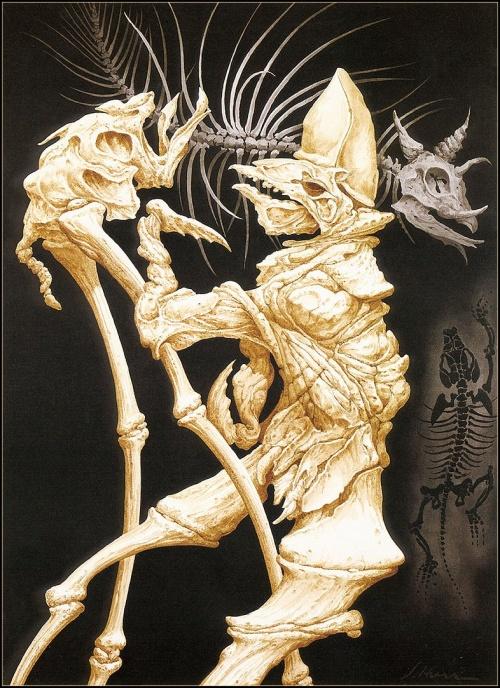 Фантастический арт от Judson Huss (43 работ)