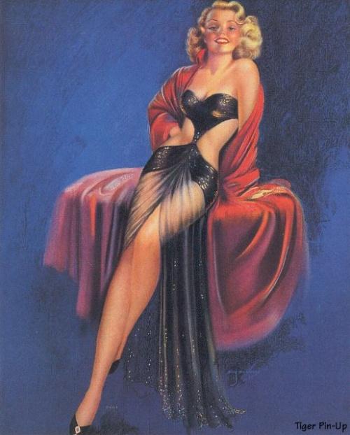Девушки Billy DeVorss (83 работ)
