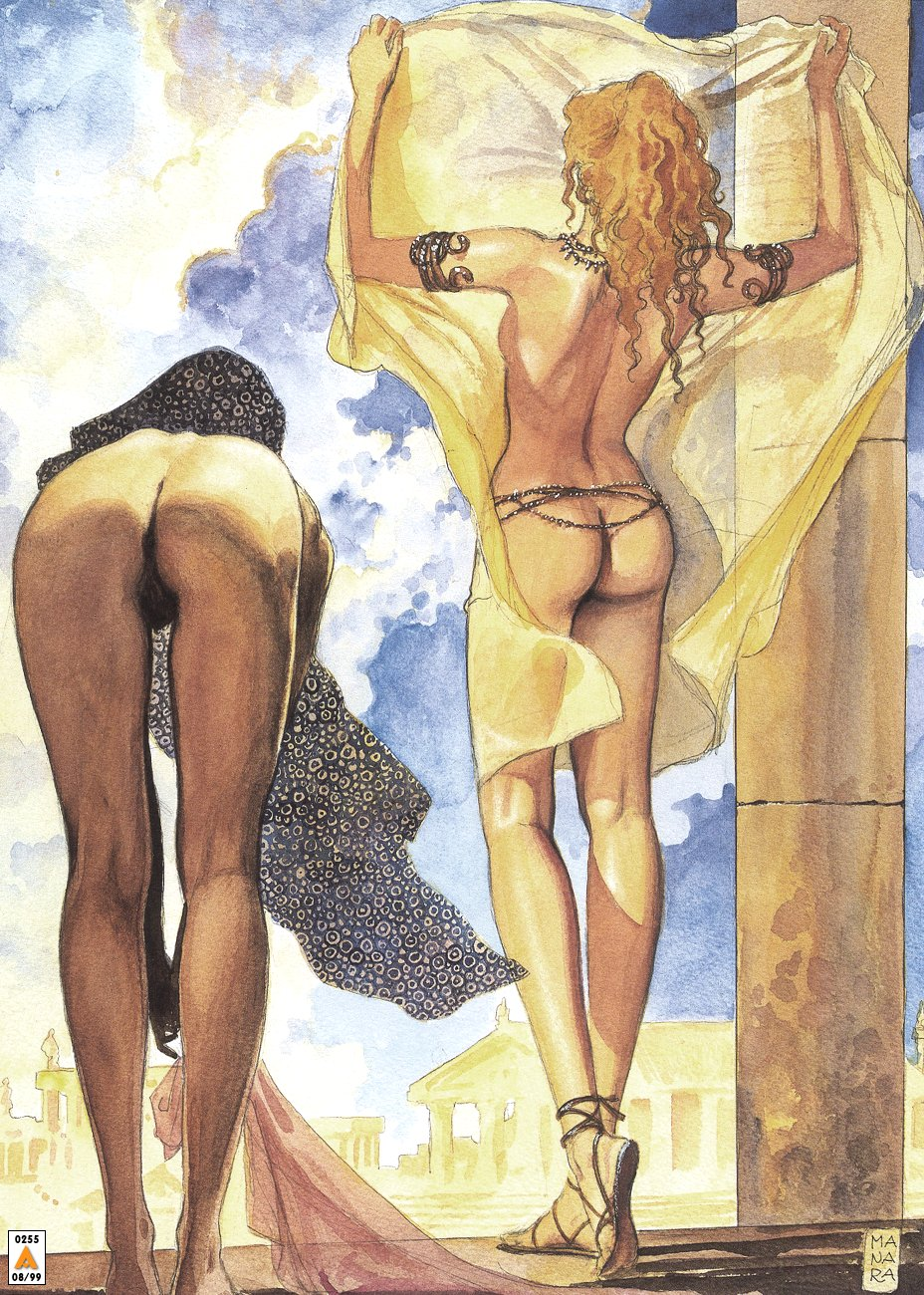 Эротическое искусство античности 20 фотография