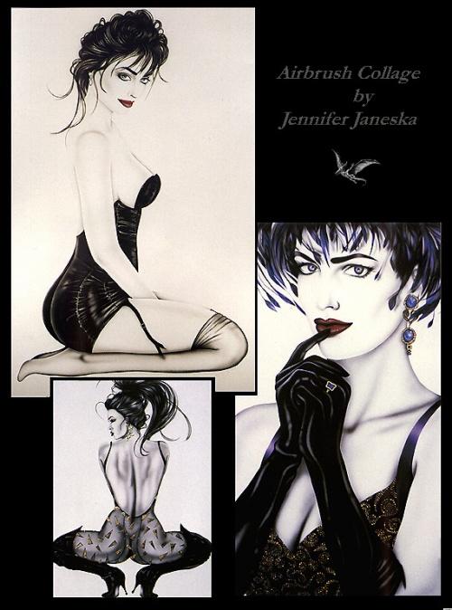 Девушки Jennifer Janesko (90 работ)