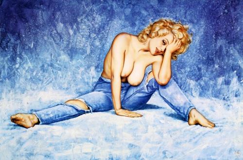 эротические рисунки художников