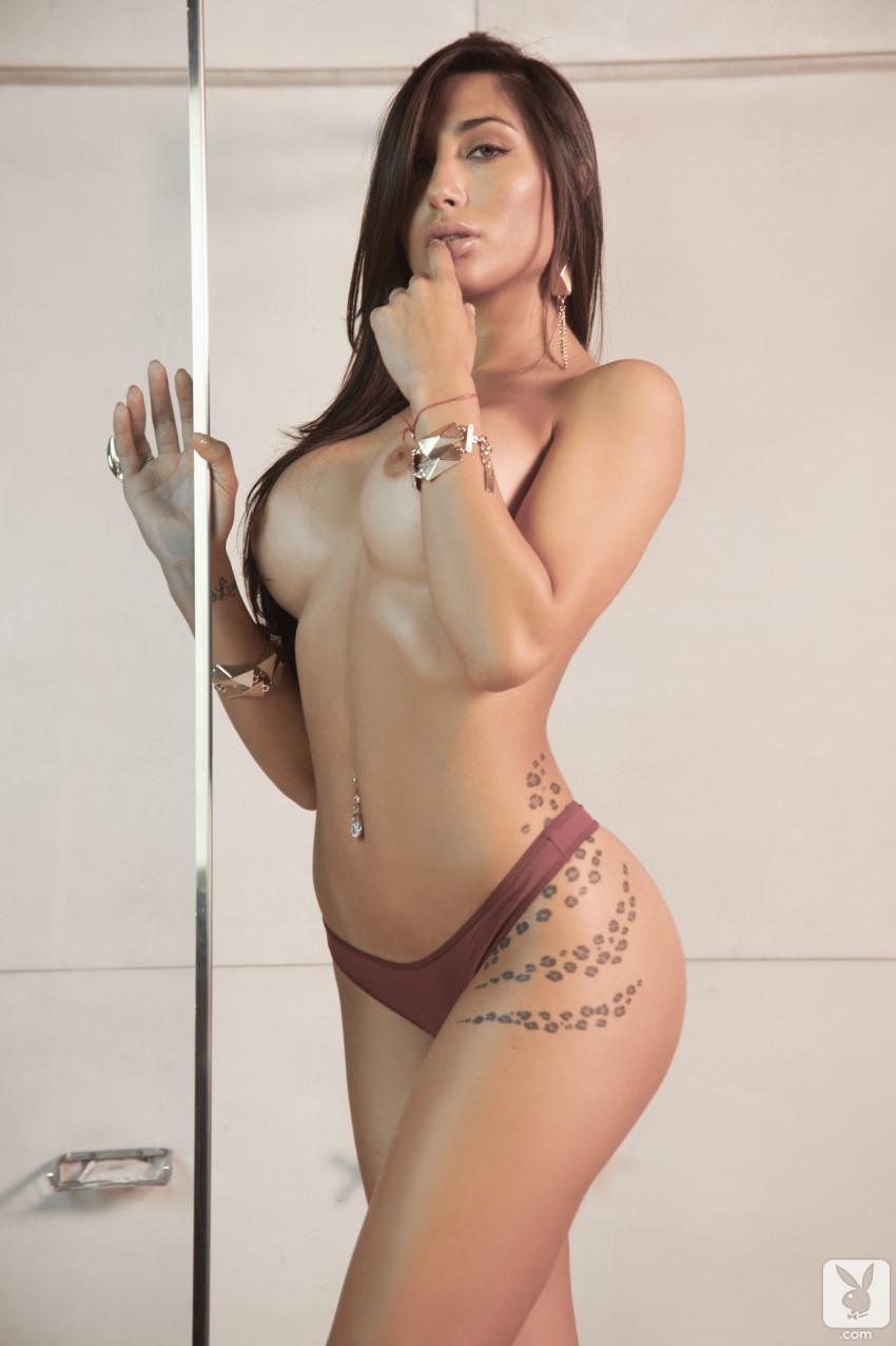 Сексуальная аргентинская модель порно