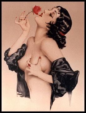 Девушки Alberto Vargas (443 работ)