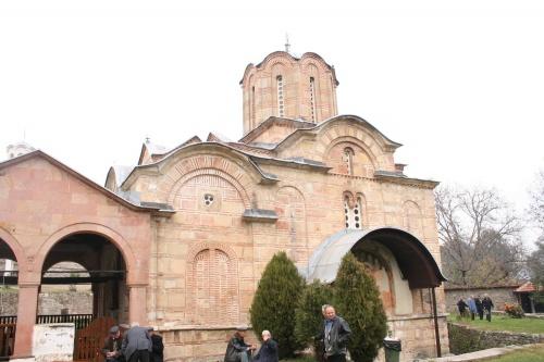 Сербия (12 Часть). Марков монастырь «Св. Димитрий». Македония (604 работ)