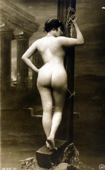 Сонник голая старая женщина