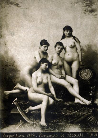 фото ретро голая женщина бесплатно
