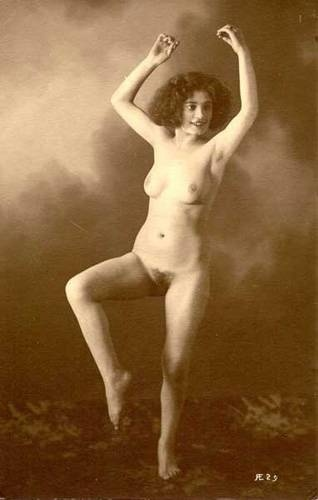 Ретро секс танцы
