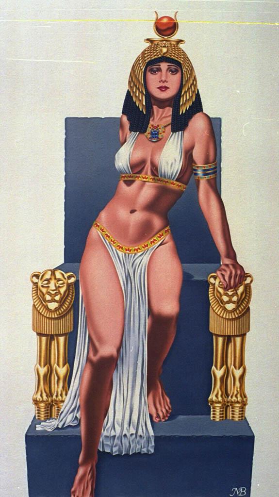 Cleopatra coleman nude