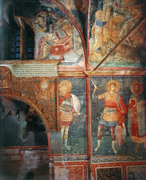 Византия (9 Часть). Монастырь Хора (Константинополь) (661 открыток)