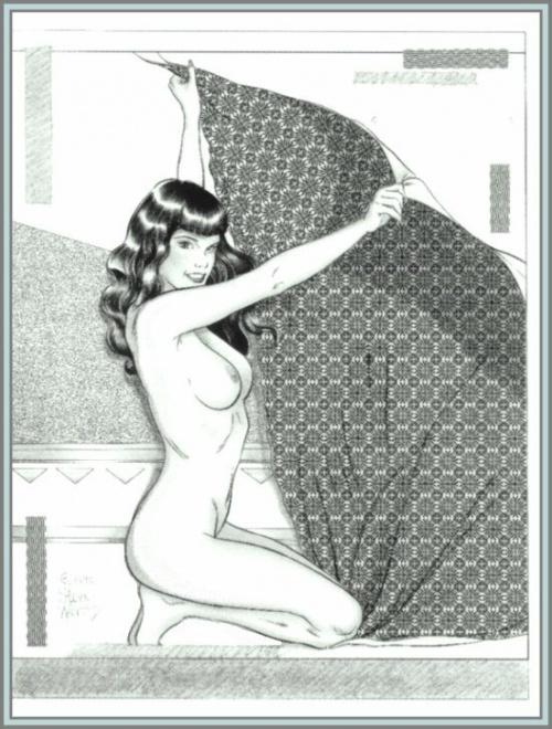 Девушки Steve Woron (21 работ)