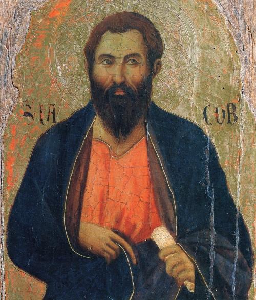 Византия (1 Часть). Дуччо ди Буонисенья (77 открыток)