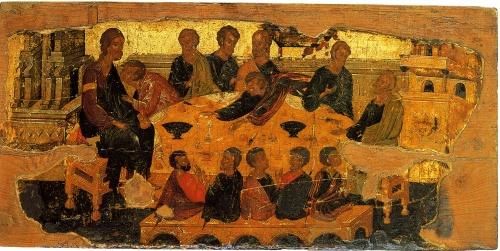 Византия (8 Часть). Древние иконы Иисуса Христа (греческий альбом) (137 открыток)