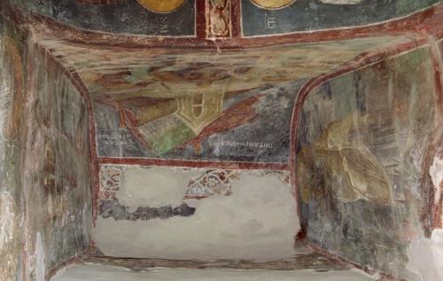 Сербия (2 Часть). Фрески храма «Святой Спас», Кучевиште (Македония) (157 работ)