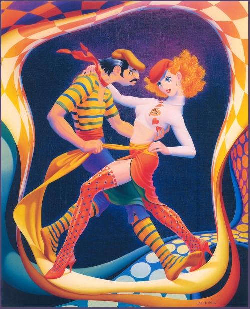 Фантастический арт от Ilene Meyer (110 работ)