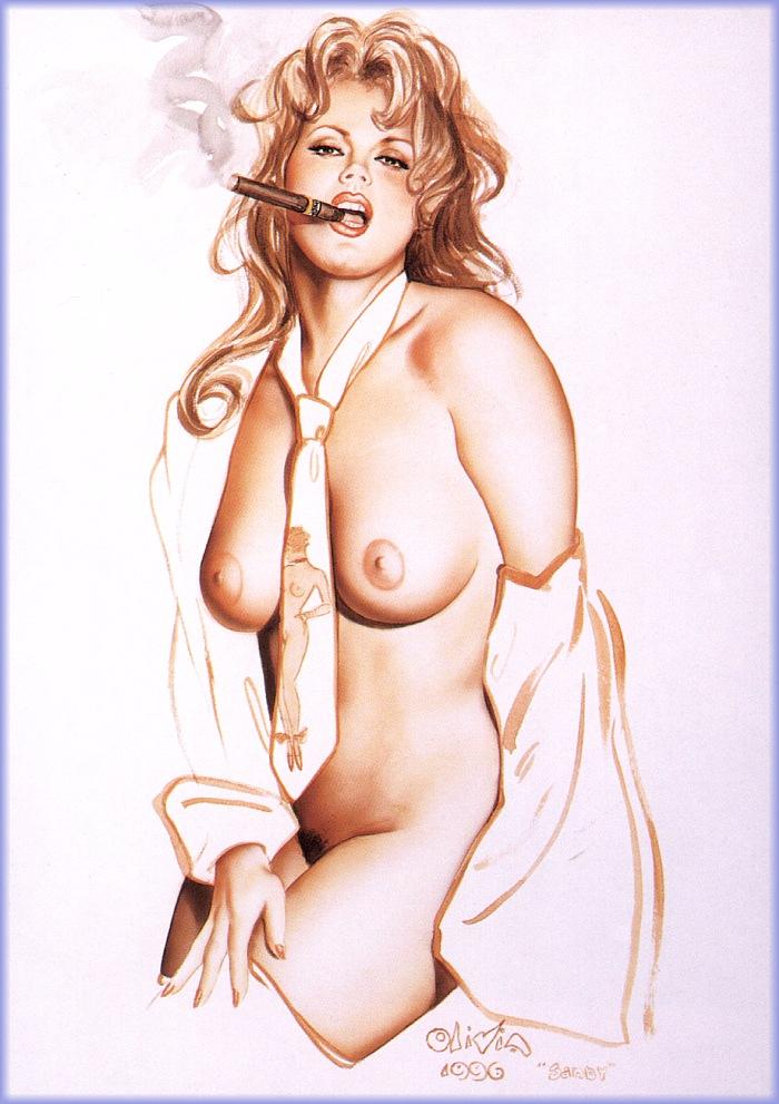 Рисованные порно галереи художников