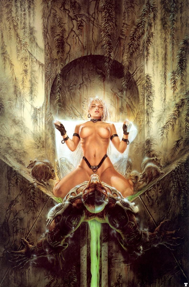 Erotic fantasy art calendars porn clip