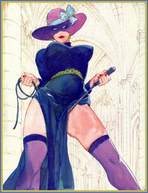 Пинап от художника Leone Frollo (33 работ)