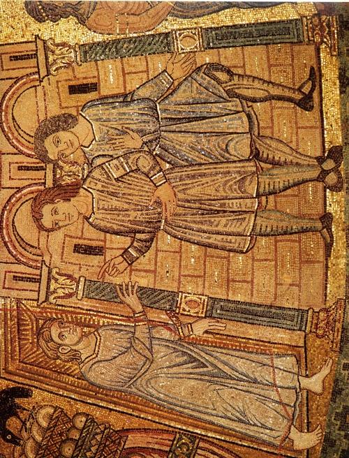 Византия (16 Часть). Мозаики церкви Сан-Марко в Венеции (191 открыток)