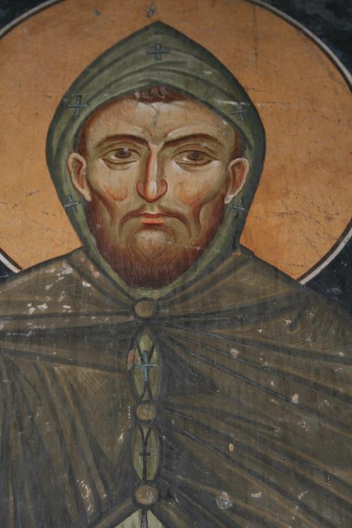 Сербия (15 Часть). Фрески Лесновского монастыря (ок. 1347 г.). Македония (222 работ)