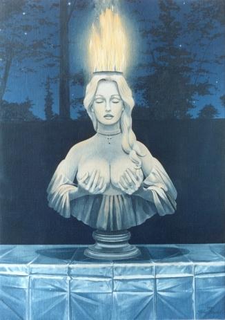Пинап от художника Stephan Blondal (18 работ)