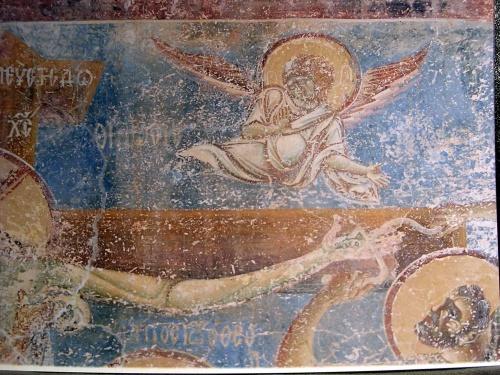 Сербия (11 Часть). Курбиново, церковь св. Георгия 1191г (117 работ)