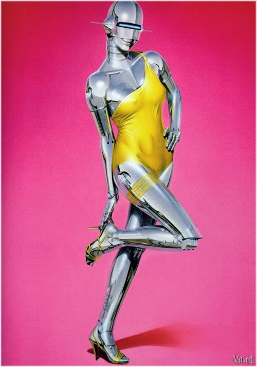 Пинап от художника Hajime Soroyama (455 работ)