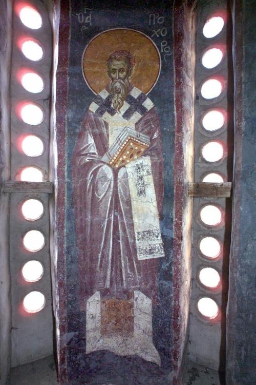 Сербия (13 Часть). Сербский монастырь Грачаница (фрески) (2080 работ)