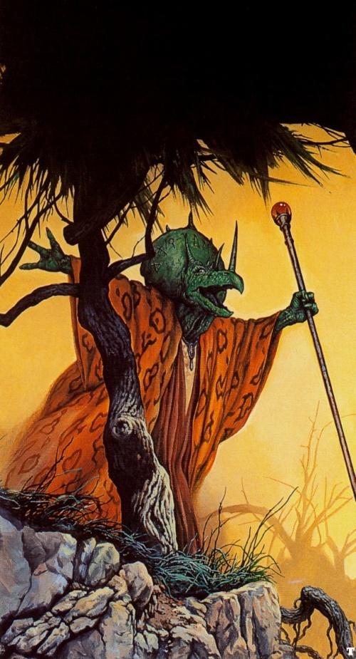 Фантастический арт от Ciruelo Cabral (254 работ)