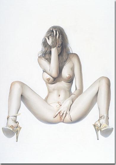 Девушки Hajime Sorayama (571 работ)